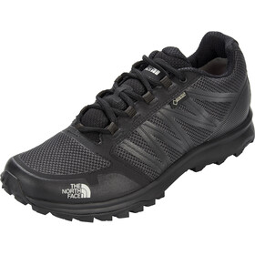 The North Face Litewave Fastpack GTX Shoes Herr tnf black/high rise grey